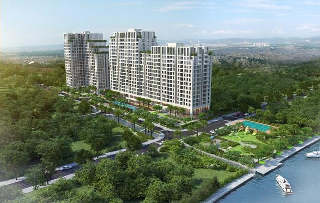 Hơn 1000 khách hàng tham quan căn hộ mẫu dự án Opal Riverside