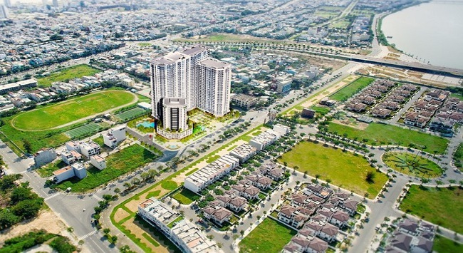 Mở bán các căn hộ đăc biệt nhất dự án The Monarchy ven sông Hàn Đà Nẵng