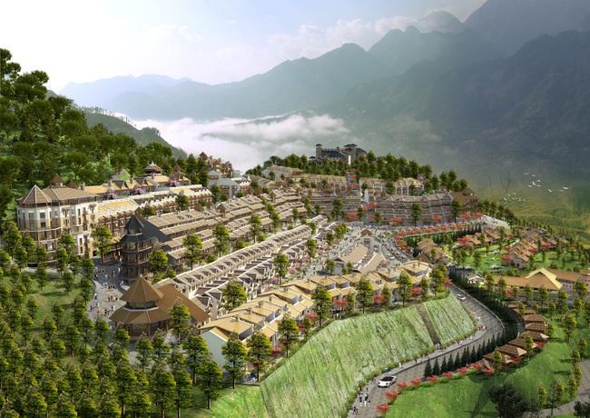 Sức hấp dẫn của bất động sản nghỉ dưỡng Sapa Jade Hill