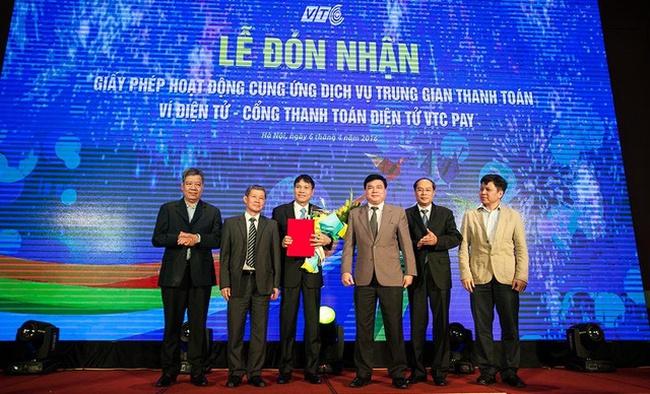 Ngân hàng Nhà nước chính thức trao giấy phép cho VTC Pay