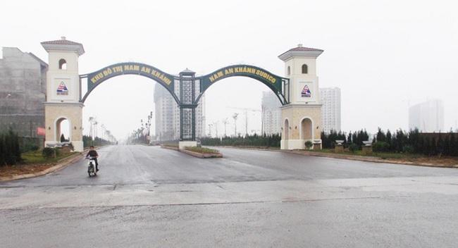 """Rót vốn khủng """"làm mới"""" khu đô thị Nam An Khánh"""