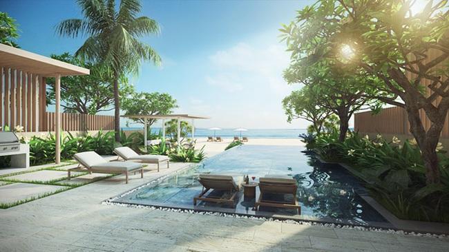 Sức hút khó cưỡng của dự án nghỉ dưỡng 100% mặt tiền biển The Hamptons Hồ Tràm