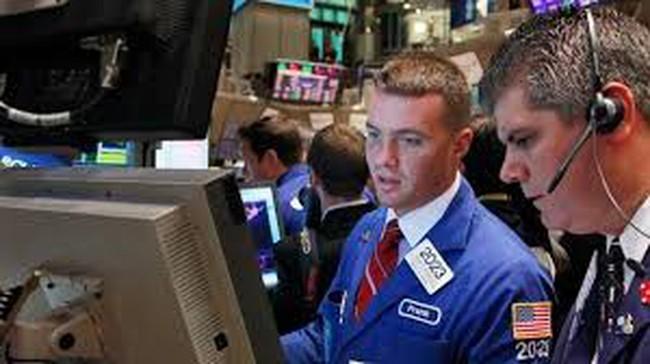 Phố Wall tăng mạnh nhờ giá dầu vượt mức 42 USD/thùng
