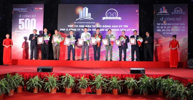 Đất Xanh dẫn đầu danh sách Top 5 công ty tư vấn, môi giới BĐS uy tín