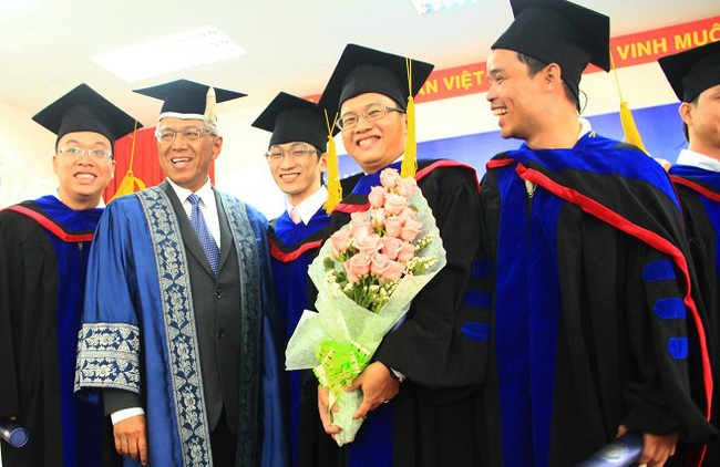 Ưu đãi 50% học phí chương trình MBA Quốc tế tại HUTECH