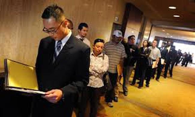 Số người Mỹ nộp đơn xin trợ cấp thất nghiệp thấp nhất kể từ 1973