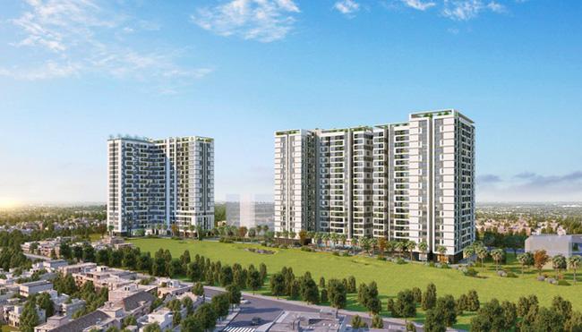 Những giá trị cần tính đến khi mua căn hộ khu Tây TP.HCM
