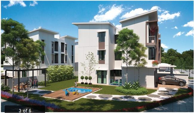 Gamuda Gardens ra mắt biệt thự Courtyard Homes