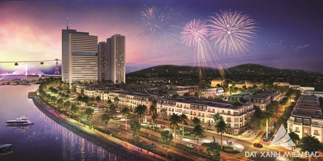 Nhà phố thương mại Vinhomes Dragon Bay: Cú đột phá ngoạn mục
