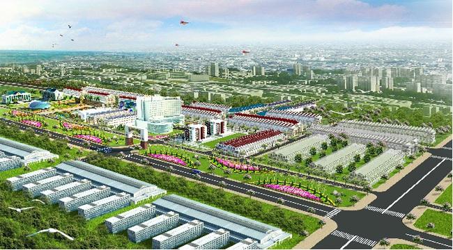Phú Gia Thịnh ra mắt dự án đất nền giá rẻ tại thị xã Điện Bàn – Quảng Nam