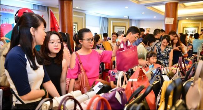 Thiên đường giảm giá hàng hiệu VStyle's Private Sale di chuyển ra Hà Nội