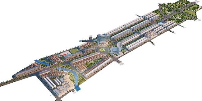 Thái Bình Dragon City-Thành phố kết nối tương lai