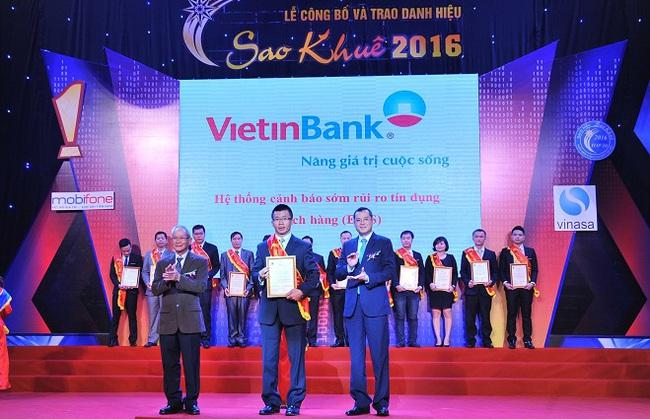 VietinBank đại thắng tại Sao Khuê 2016