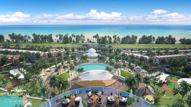 Nhà phố biển nghỉ dưỡng Queen Pearl thu hút giới đầu tư trong ngày đầu ra mắt