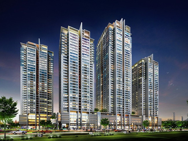 Thị trường chung cư sôi động tại TP.HCM và Hà Nội