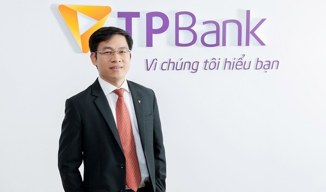TPBank bổ nhiệm Phó Tổng giám đốc mới củng cố mảng bán lẻ