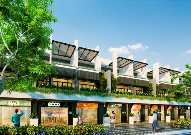 Khởi công dự án nhà phố mặt tiền đường Ngô Quyền đầu tiên tại Đà Nẵng
