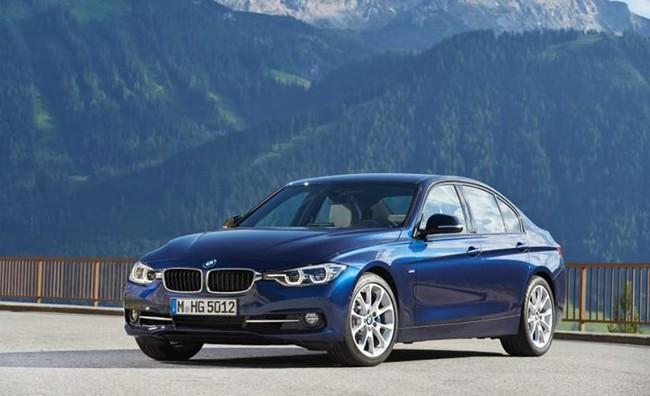 Series 3 – Chiếc BMW được ưa chuộng nhất tại Việt Nam