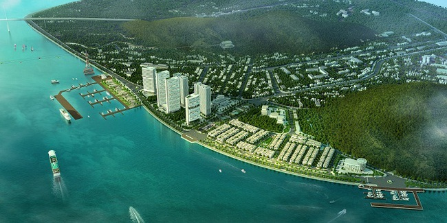 Chính thức mở bán khu đô thị Vinhomes Dragon Bay