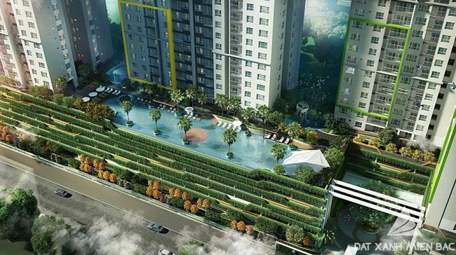 Sôi động thị trường bất động sản phía Tây Nam Hà Nội