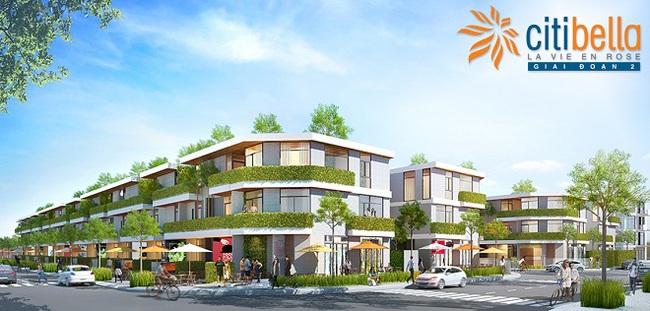 Citibella: Tạo ấn tượng với kiến trúc xanh