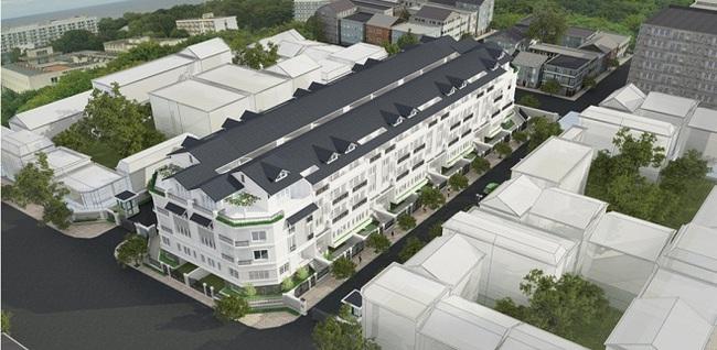 HDI Homes - Nguyễn Tuân: Cơ hội sở hữu biệt thự liền kề tại trung tâm Hà Nội