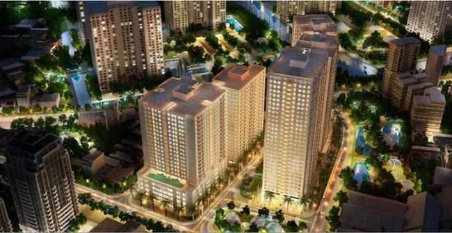 New Horizon City 87 Lĩnh Nam: Hỗ trợ lãi suất 0% cho đến khi bàn giao nhà