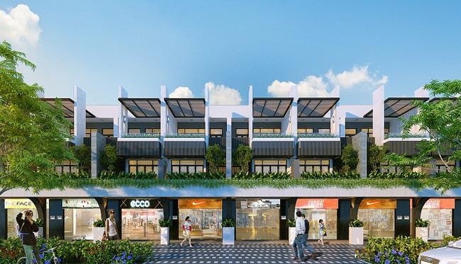 Dự án nhà phố cao cấp mặt tiền đường Ngô Quyền được Techcombank bảo lãnh