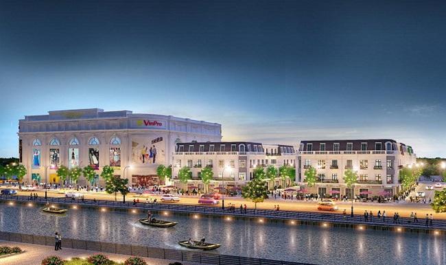 Vingroup ra mắt nhà phố thương mại đẳng cấp tại Hậu Giang