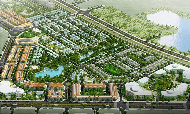 EZ Việt Nam phân phối dự án Khu đô thị sinh Thái Xuân Phương – Foresa Villa
