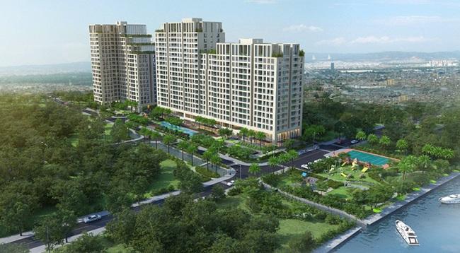 Xu hướng chọn lựa căn hộ resort mặt tiền sông