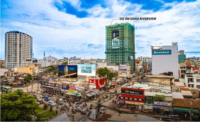 Soho Riverview – Dự án sắp bàn giao thu hút người mua