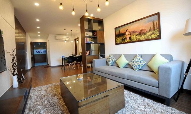 """""""Soi"""" nội thất căn hộ mẫu dự án hot Hà Đông"""