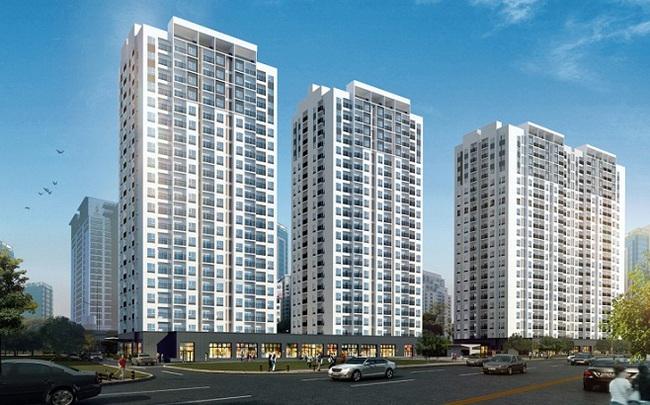Chỉ từ 1,4 tỷ đồng, sở hữu ngay căn hộ chung cư hiện đại giữa trung tâm Thủ đô