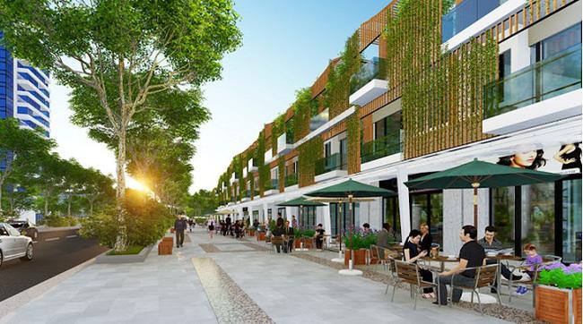 Tại sao phải là Shophouse Ngô Quyền và Marina Complex?