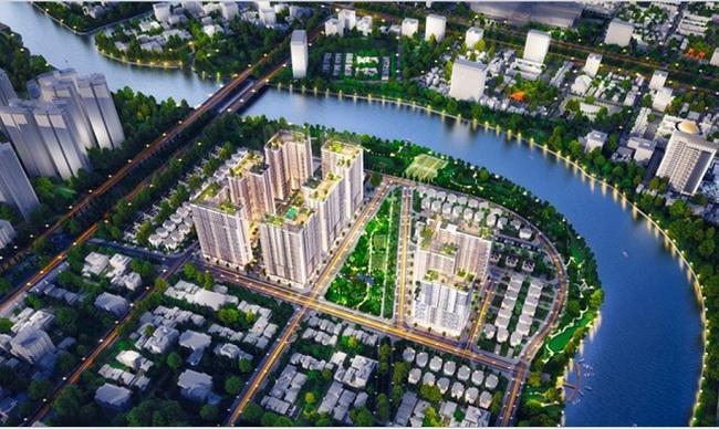 """Lựa chọn đầy """"toan tính"""" để đón sóng hạ tầng khu Nam Sài Gòn"""