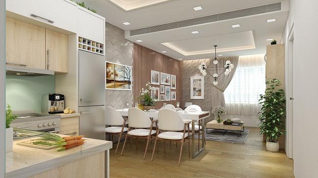 The Park Avenue ghi điểm nhờ vị trí vàng và thiết kế đẹp