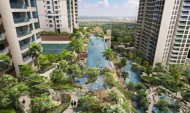 Estella Heights khai trương căn hộ mẫu tại dự án