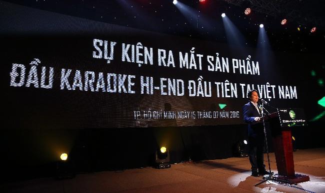 PARAMAX ra mắt đầu karaoke hi-end đầu tiên tại Việt Nam
