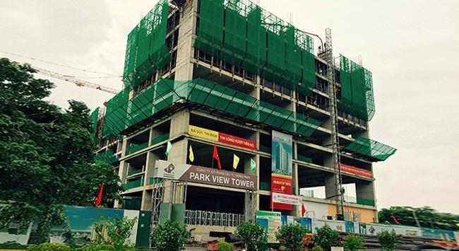 """""""Nóng"""" tiến độ và ưu đãi tại Chung cư Đồng Phát Park View Tower"""