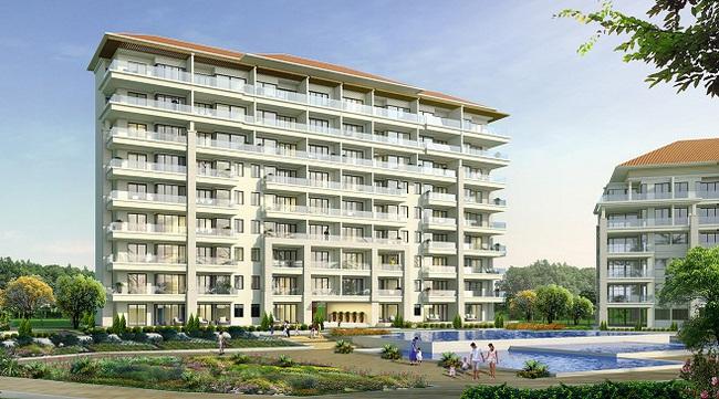 Mở bán biệt thự hướng biển The Ocean Estates và căn hộ cao cấp The Ocean Suites