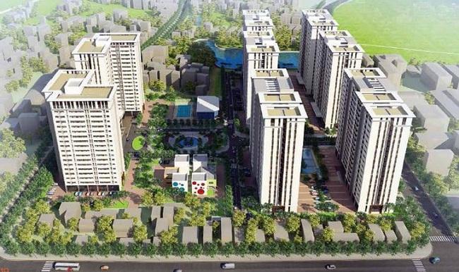 30/7 mở bán chính thức căn hộ từ 900 triệu đồng tòa nhà thương mại V3-Prime