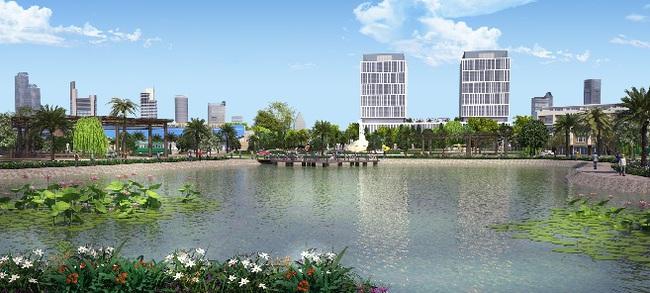 LDG Group mở bán nhà phố mặt tiền đường kết nối sân bay Long Thành