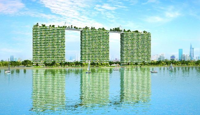 Công trình xanh: Bài toán cần giải trong sự bức bối của đô thị