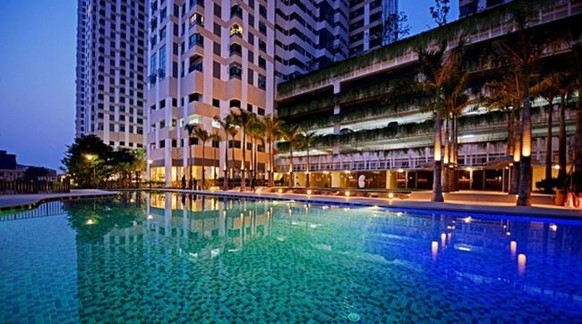 """Ưu đãi hấp dẫn khi trải nghiệm """"Resort"""" trong lòng Hà Nội"""
