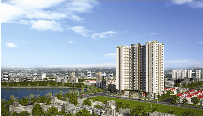 Bất động sản phía Nam Hà Nội hút khách nhờ hạ tầng giao thông
