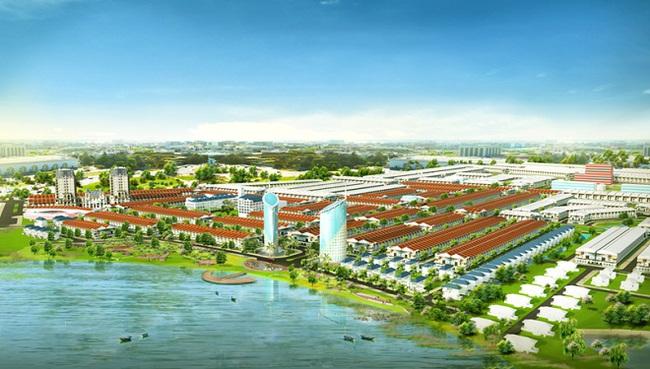 Sắp ra mắt khu đô thị sinh thái ven sông Cổ Cò