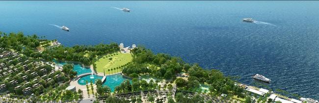 Đằng sau giá trị hàng triệu đô cho tầm nhìn công viên