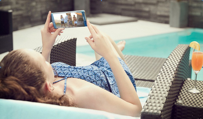 Những yếu tố giúp Galaxy Note7 trở thành ông vua giải trí