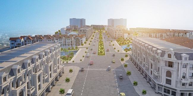 Ra mắt Kỳ Đồng Thái Bình Dragon City bên đại lộ bề thế bậc nhất Thái Bình